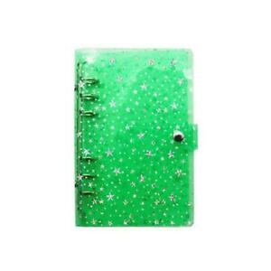 A5/A6 Star Loose Leaf Binder Notebook Inner Core Cover Journal Planner Office