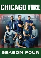 Chicago Fire Complete Season 4 R1 DVD