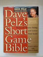 Dave Pelz's Short Game Bible, Golf Instruction, Training aid
