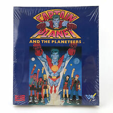 CAPTAIN PLANET AND THE PLANETEERS ATARI ST SEALED DRO SOFT SPAIN NIB NOS DISK 3½