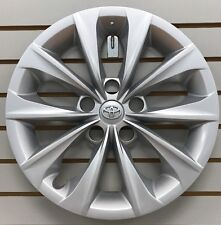2015 2017 Toyota Camry 16 Silver Hubcap Wheelcover Factory Original Fits Toyota