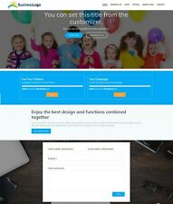 Donation, Crowdfunding, Fundraising Campaign Website + Free Hosting