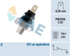 Oil Pressure Sensor Switch 11 for ALFA ROMEO 75 2.0 T.S Cat TD 2.4 2.5 V6 3.0 90