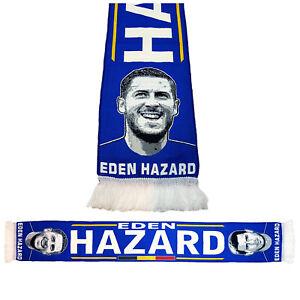Eden Hazard HD Scarf Belgium Madrid