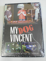 MY DOG VINCENT DVD REGION 2 COMEDIA CANADIENSE ESPAÑOL ENGLISH NEW SEALED NUEVO