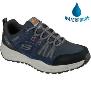 Skechers Equalizer 4.0 Trail Kandala Waterproof Trainers Shoes Size 8-13