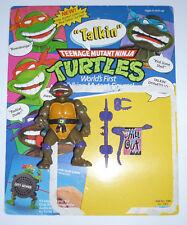 1991 TMNT Teenage Mutant Ninja Turtles figure Talkin Donatello - Nearly Complete