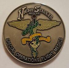160th SOAR (A) Tier 1 SOF Night Stalkers Medicine Special Ops Flight Medics 1.75