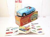 Triang Minic No 2 Sports Car In Its Original Box - Excellent Vintage Rare