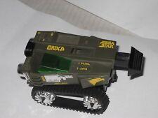 Vintage '86 Schafer Stomper Mega Star Trans Patrol 4x2G Battering Ram Tank works