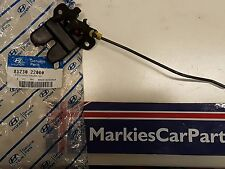 HYUNDAI ACCENT PONY EXCEL TAILGATE LATCH BOOT LATCH UNIT GENUINE NEW 8123022000