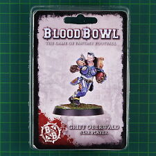 Blood Bowl Blood Bowl Star Player Griff Oberwald Fantasy Football Forge World