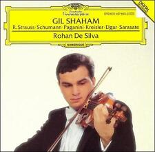 Gil Shaham plays R. Strauss, Schumann, Paganini, Kreisler, Elgar, Sarasate New C