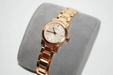 Burberry BU9215 Wristwatch Gold Women Ladies Watch
