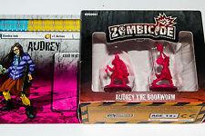 ZOMBICIDE - AUDREY THE BOOKWORM - BOXED - DASHBOARD - EXCLUSIVE KICKSTARTER