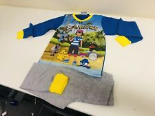 BOYS KIDS POKEMON PIJAMAS FULL LENGHT 5-6 YEARS