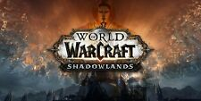 World of Warcraft: Shadowlands - Blizzard PC GAME CODE DIGITAL KEY
