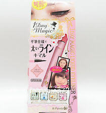 K-Palette 1 Day Magic Tattoo Liquid Eyeliner JAPAN - Super Black
