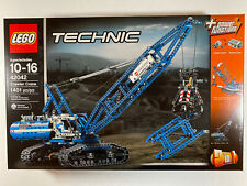Lego Technic 42042 Crawler Crane - Excellent Condition NISB - Rare