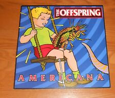 THE OFFSPRING Americana Poster 2-Sided Flat Square 1998 Promo 12x12 RARE