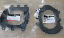 MG Rover TF MGTF Fog Spot Lamp Light Mountings Brackets Fixings Front Pair New