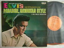 ELVIS PRESLEY PARADISE HAWAIIAN STYLE / NM MINT- SUPERB