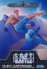 # Sega Mega Drive-Last Battle-Top/MD juego #