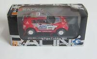 Solido racing 1/43 1596 Mitsubishi pajero evolution 2004 TBE avec boite