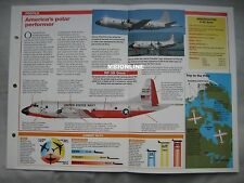 Aircraft of the World 138 , Group 5 - Lockheed P-3 Orion (special)