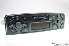 Mercedes audio 10 be6011 casete w203 w209 w639 w463 original radio a2038201586