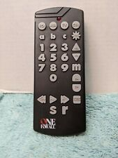 One For All Model URC-2086 Universal Remote up to four devices