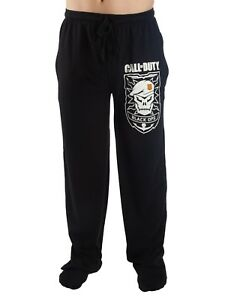 Pantuflas para Hombres Color Negro-Gris Call of Duty