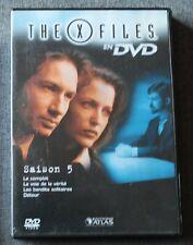 The X Files, saison 5 - 4 épisodes , DVD N° 26