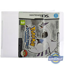 Game BOX PROTECTOR Pokemon for Nintendo DS SoulSilver & HeartGold 0.5mm PET CASE
