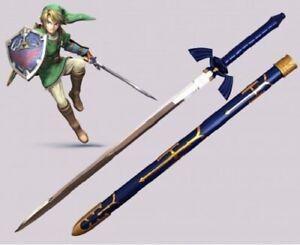 Master sword link zelda
