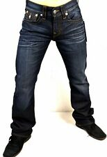 True Religion Men's Billy Worn River Bootcut Jeans - 102463