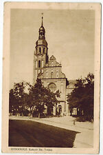 Church of Holy Trinity in Bydgoszcz, Poland, 1920
