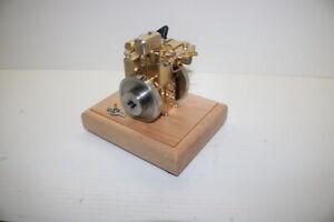 New M12B engine Gasoline engine model