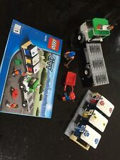 Lego City set 4206 2 Recycling Centre and Truck
