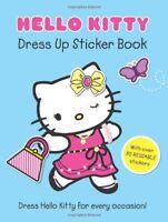 Hello Kitty Dress Up Sticker Book (Hello Kitty),Harper Collins publishers