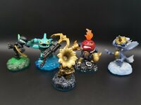 Skylanders Swap Force 4 Figure Bundle and Accessory Activision Game PS4 Xbox Wii