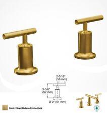 Kohler Purist pairs of Deck or Wall-Mount Valve Trim/Lever Handles NIB