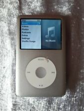 Apple iPod Classic 6th Generation Silver (160GB) Faulty