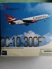 Gemini Jets/Dragon wings. Cargoitalia, DC10-30CF Scale 1:400, NEW.