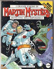VO ITALIEN ¤ MARTIN MYSTERE n°131 BIS ¤ SPACE SHUTTLE ¤ 1993 BONELLI