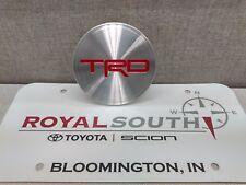 Toyota TRD FJ Cruiser 2009 - 2014 6 Spoke Alloy Wheel Center Cap Genuine OE