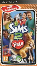 SONY  PSP - The Sims 2 Pets Essentials