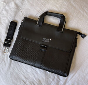 Montblanc Laptop Computer Business Bag