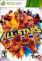 WWE All Stars (Microsoft Xbox 360, 2011) Disc Only