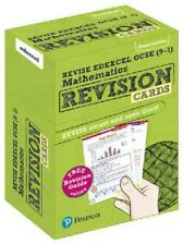 Revise Edexcel Gcse (9-1) Mathematics Foundation Revision Cards: Includes Free O